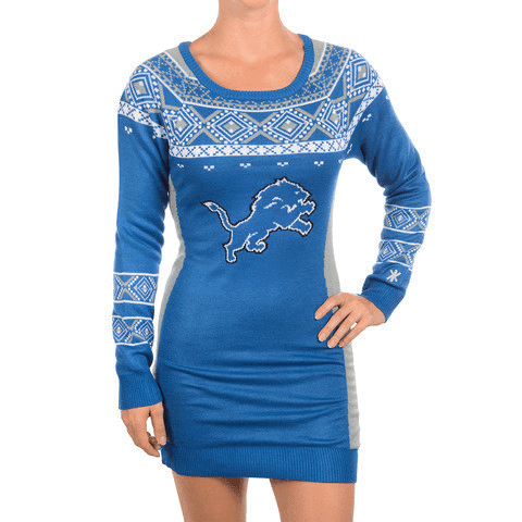 Review and Feature of NFL Sweaters for Women's – An awesome product of Detroit Lions Official Brand