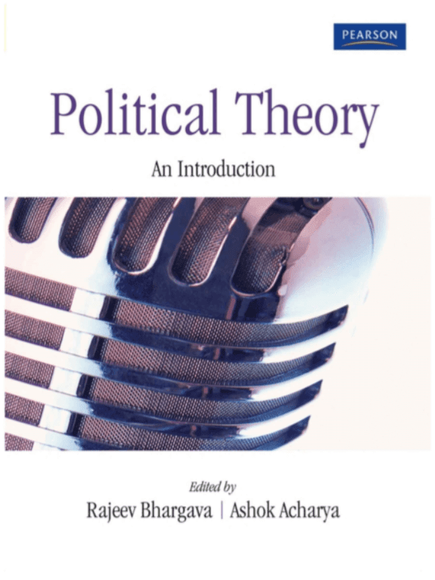 Political-Theory-An-Introduction-For-UPSC-Exam-PDF-Book