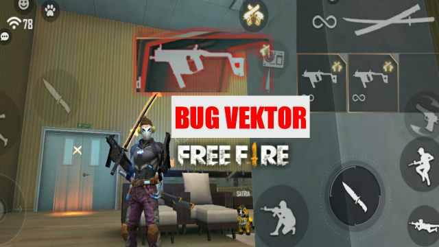 Bug vektor free fire
