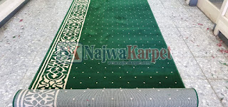 Supplier Karpet Musholla Turki Sumenep