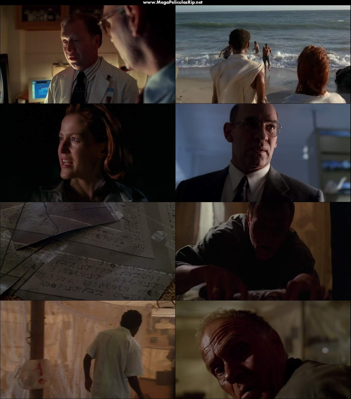 The X-Files Temporada 7 720p Latino