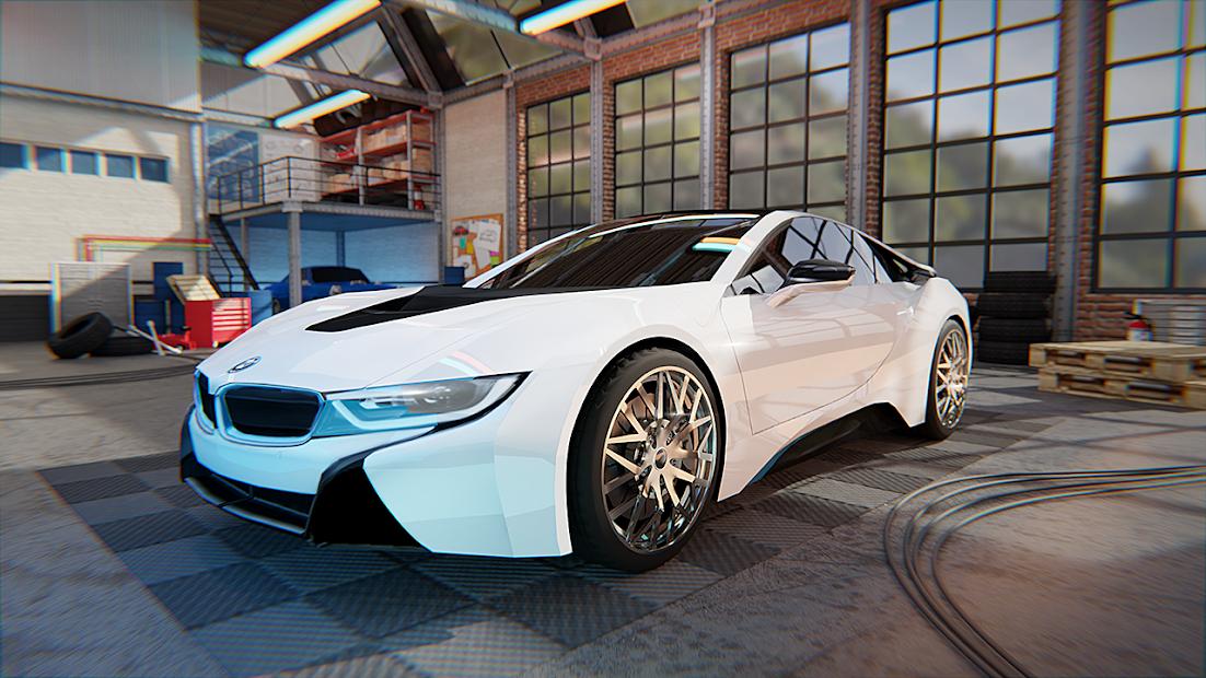 Drive for Speed: Simulator Hileli APK - Para Hileli APK
