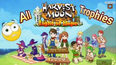 How to Get All Harvest Moon: Light of Hope Trophies