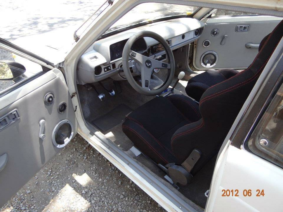 Daily Turismo: My Kind of Starlet: 1981 Toyota Starlet 4AGZE Power