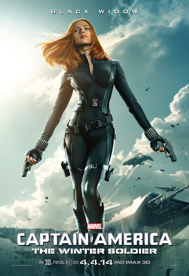 The Return Of Black Widow You Might Also Like
