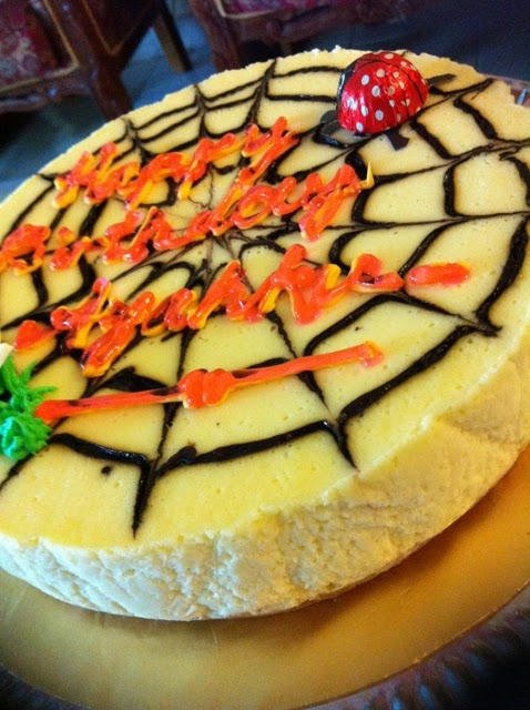 Simple Cheese Cake Resipi