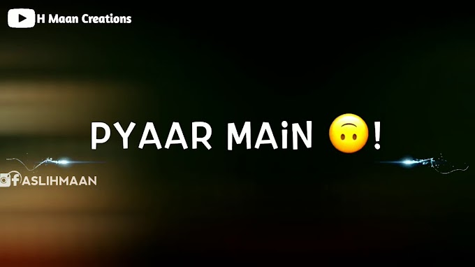 StatusMobi.Com | Aapke pyaar mein hum savarne lage Whatsapp Status Video | New Whatsapp Status Video