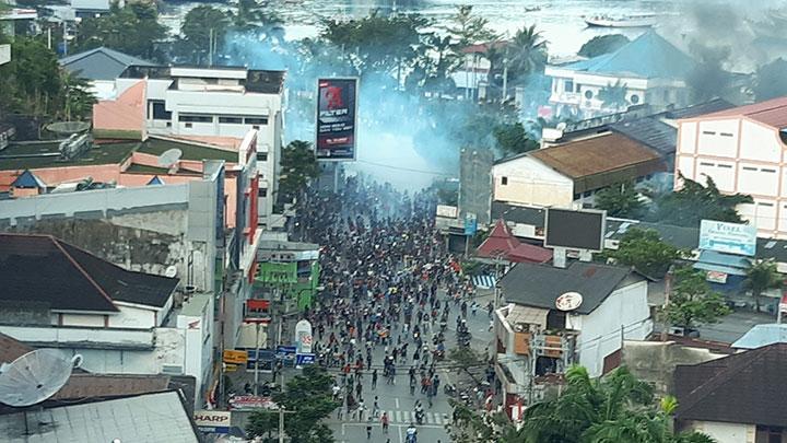 No More Propaganda in Papua
