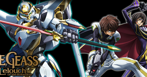 Anime Review: Code Geass