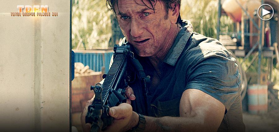 Regizorul Pierre Morel, încearcă să-l lanseze ca şi star de acţiune pe Sean Penn, cu noul film The Gunman