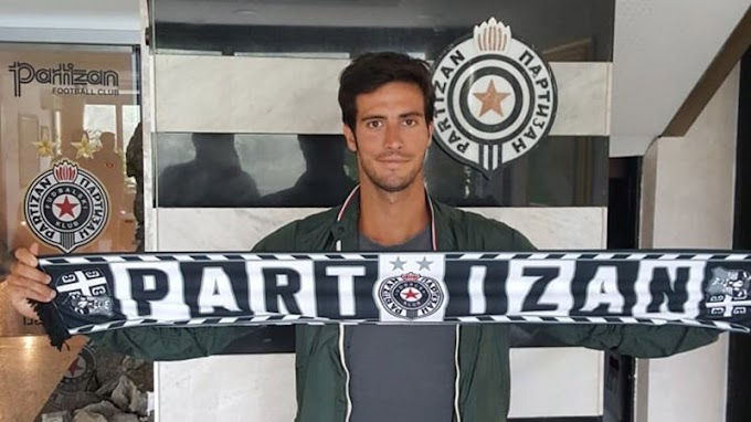 Valijente u Partizanu! (VIDEO)