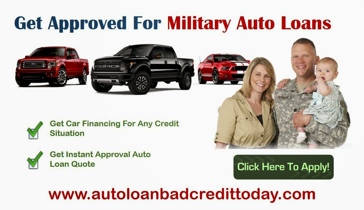 Best Way To Get Guaranteed Military Auto Loans For Instant Approval