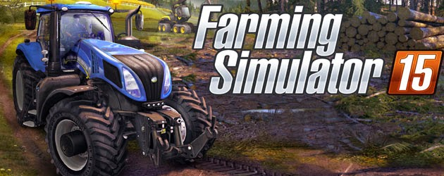 Farming Simulator 15 [XBOX 360][KeyGen]