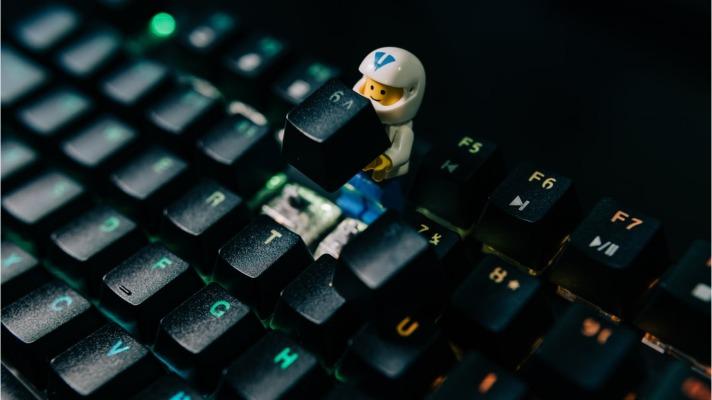 mechanical keyboard key not working