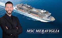 Mihai Enasel, MSC Meraviglia
