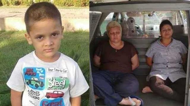 Laudo revela que criança evou 12 facadas e foi degolado vivo