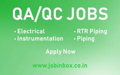 QA/QC Jobs, Electrical QC Inspector, RTR Piping QC Sinpector, Piping QC Inspector, E&I QC Inspector, Saudi Aramco Jobs, Saudi Aramco Jobs, Instrumentation Jobs,