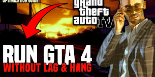 How to PLAY GTA 4 WITHOUT LAG & HANG on 2GB RAM,LOW END PC,No Graphics Card,With 60+FPS
