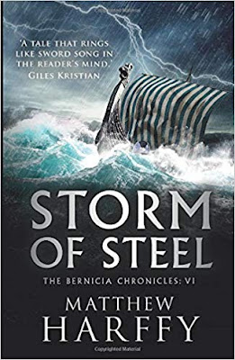 Special Guest Post by Matthew Harffy, Author of The Bernicia Chronicles