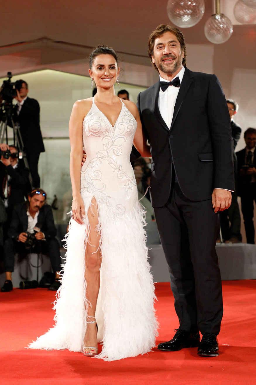 'Loving Pablo' Premiere at 74th Venice Film Festival