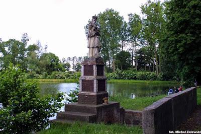 Św. Jan Nepomucen w Sławnie gm. Lubasz woj. wielkopolskie