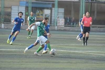 حصاد الجولة الخامسة للمجموعة الثانية القاهرة بدوري القسم الثاني