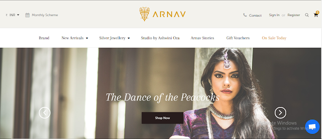 oxidised jewellery online shopping