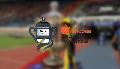 Kedudukan Carta Piala FA 2020 Malaysia