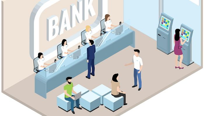 मङ्गलबारदेखि बैंकहरुले स्थानीय प्रशासनसँगको समन्वयमा शाखा खोल्न पाउने