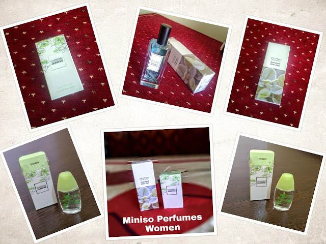 Review of Best 2 Miniso Lady Perfumes in India 2020 - Grassland After Rain and Charming Jasmine