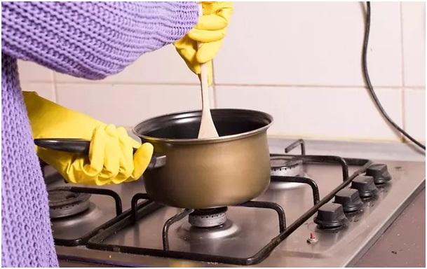 El yapımı zeytin yağlı sabun