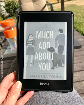 Book Review: Much Ado About You by Samantha Young | About That Story