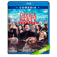 Fiesta de Navidad en la oficina (2016) UNRATED BRRip 720p Audio Dual Latino-Ingles