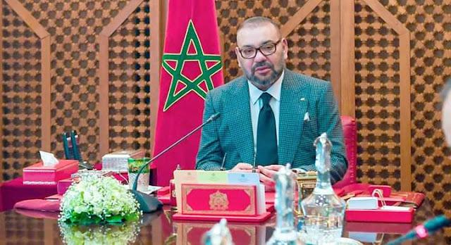 طنجة تنتظر جلالة الملك محمد السادس نصره الله  و ترقب قبل انعقاد المجلس الوزاري !