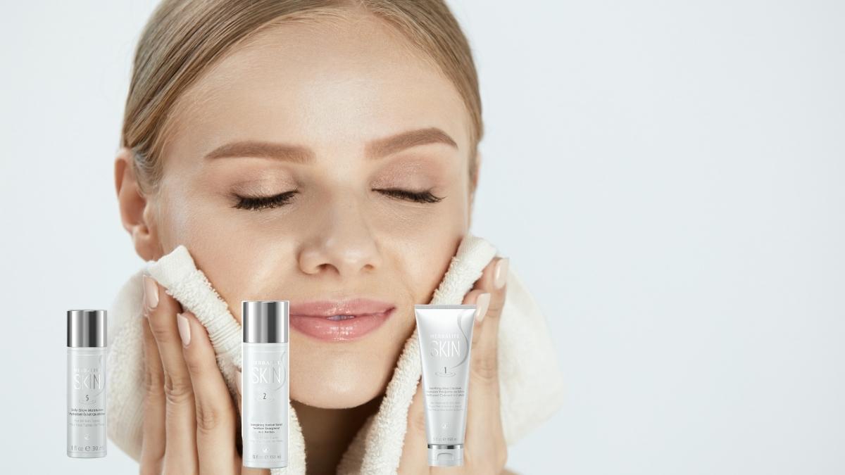 Produk Perawatan Kulit Wajah Herbalife