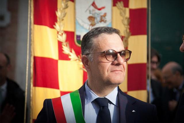 """Francesco Miglio, Sindaco di San Severo, ringrazia le Forze di Polizia per l'operazione """"Ares"""""""