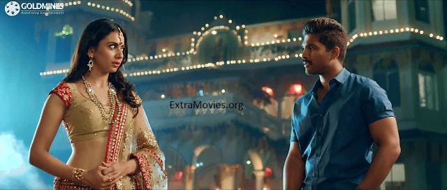 South Indian movie Sarrainodu 2016 image 4