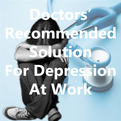 Doctors' Recommended Solution To Depression: 1st Biennial General Meeting And Scientific Conference, Nigeria, 2019