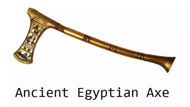 Ancient Egyptian Axe