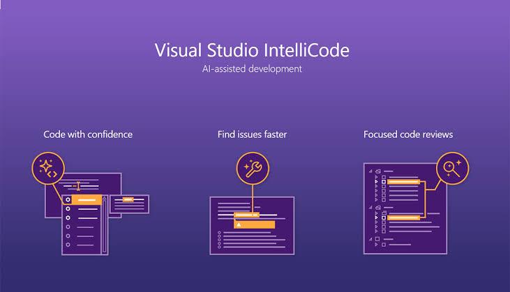 Intellicode. A microsoft machine learning software