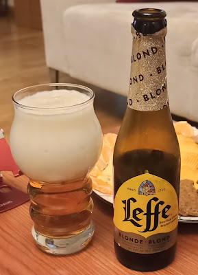 Leffe Blonde/Blond Belçika Birası Değerlendirmesi - Premium Belçika Birası Anno 1240