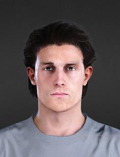 PES 2021 Faces Álvaro Odriozola by Epic Faces