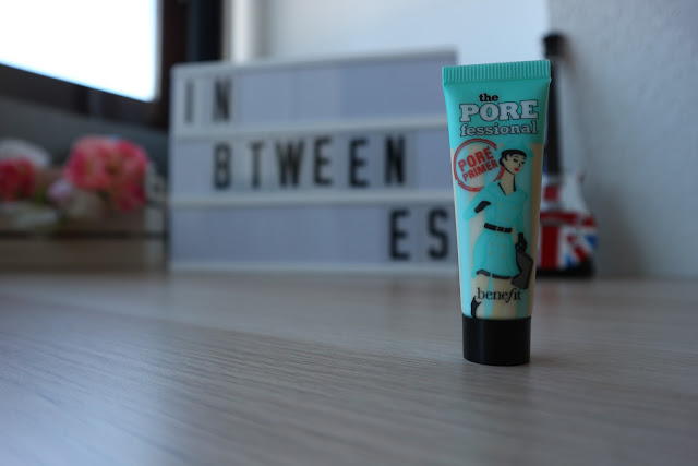 The Porefessional Primer, Benefit, Review, Honest Review, fashion blogger, fblogger, make up, beauty blogger, beauty