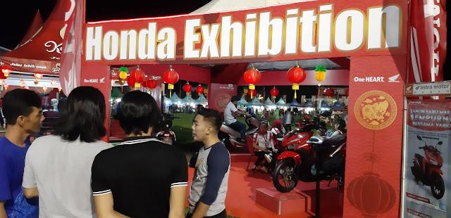 Beli Honda Vario 150 Bisa Dapat Honda CBR250RR