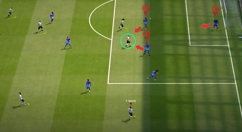 """Hé lộ điều ít ai biết về bài tấn công """"TACADADA"""" hiệu quả nhất trong FIFA ONLINE 4   BeeTechz"""
