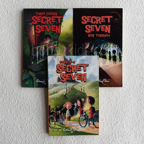 Enid Blyton Secret seven books available in Port Harcourt, Nigeria
