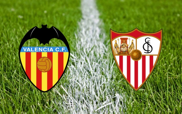 Valencia vs Sevilla Full Match & Highlights 21 October 2017