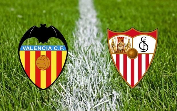 Valencia vs Sevilla Full Match & Highlights 21 October 2017