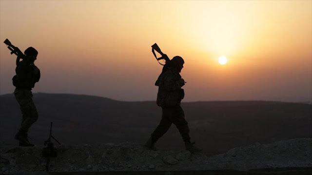 Turquía recluta terroristas para atacar aliados de EEUU en Siria