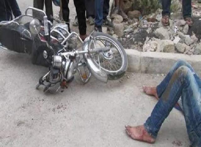 إصابة 2 في حادث تصادم فى ساقلتة بسوهاج